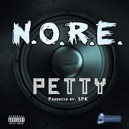 Deltron - Petty Cover Art