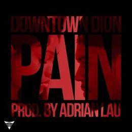 Deltron - Pain Cover Art
