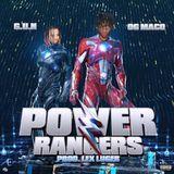 Deltron - Power Rangers Cover Art