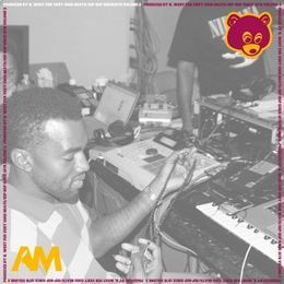 Deltron - Produced By K.West for Very Good Beats (Beat Tape) Vol. 2 Cover Art