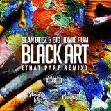 Deltron - Black Art (That Part Remix) Cover Art