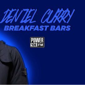 So Gone Freestyle #Breakfast Bars on Power 106/The Cruz Show