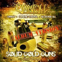 Deltron - Solid Gold Guns Cover Art