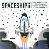 Deltron - Spaceship III Cover Art