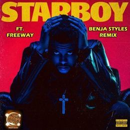 Deltron - Starboi (Benja Styles Remix) Cover Art