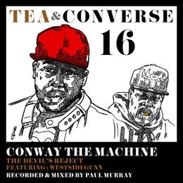 Deltron - Conway The Machine Cover Art