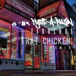Deltron - THAT CHICKEN (REMIX) Cover Art