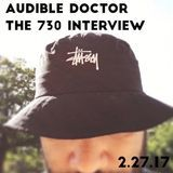 Deltron - The 730 Interview Cover Art