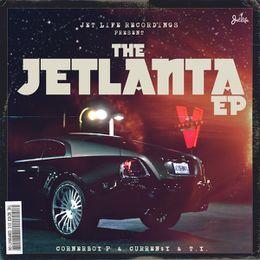 Deltron - The Jetlanta EP Cover Art