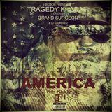 """Deltron - """"America The Refix"""" Cover Art"""