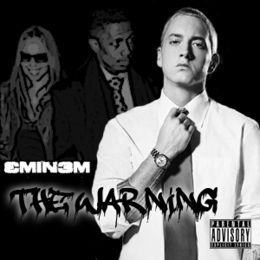 Deltron - The Warning (Mariah Carey & Nick Cannon Diss) Cover Art
