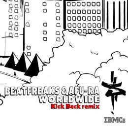 Deltron - worldwide (Kick Back remix) Cover Art