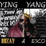 Deltron - Ying Yang: Rozay & Esco Mixtape Cover Art