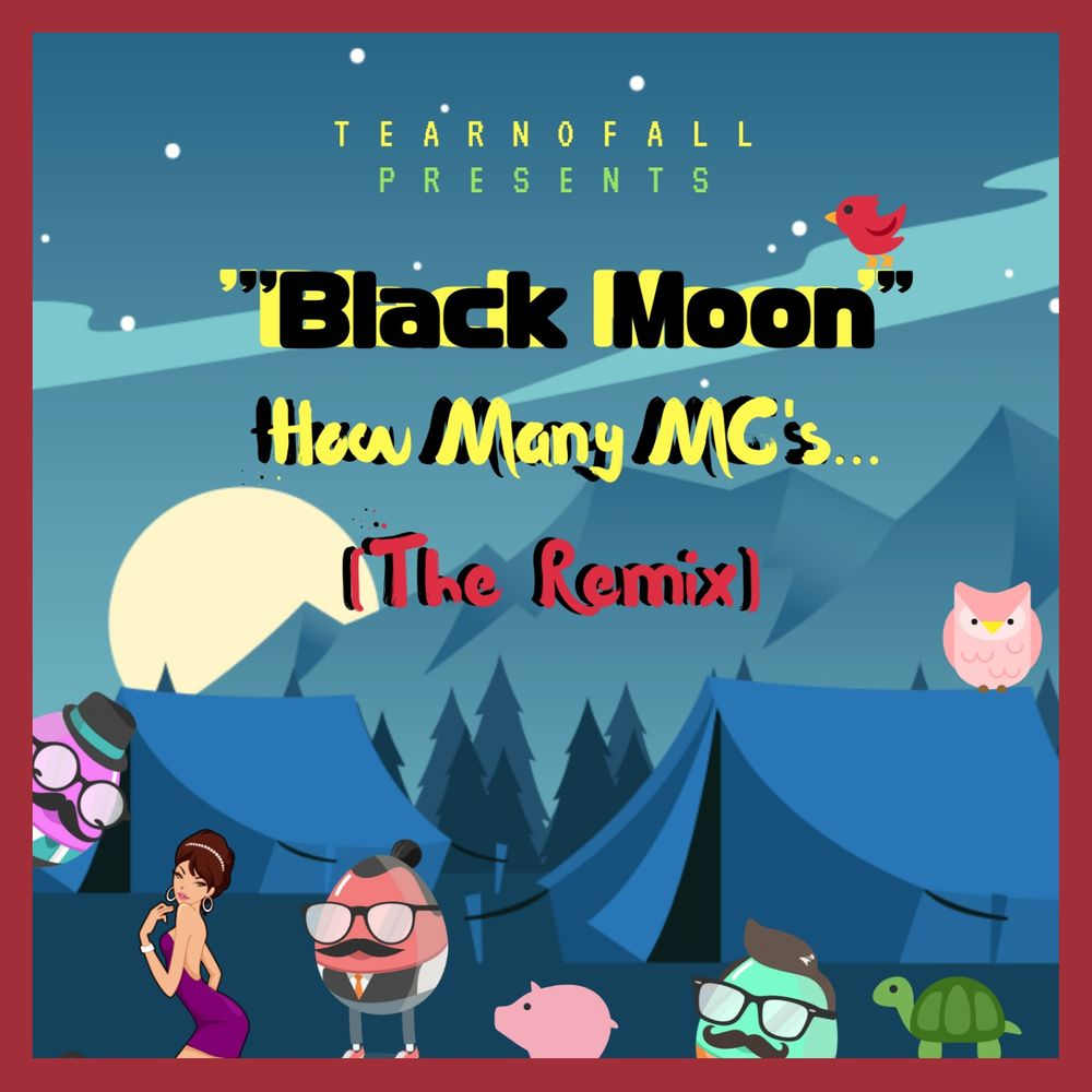 Black Moon - How Many MC's    [The Remix] by Black Moon from