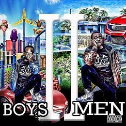Derek Walker - Boys 2 Men The Mixtape (Hosted By Dj Fireman) Cover Art