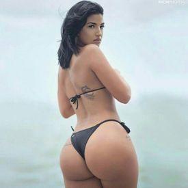 Big butt anal slut