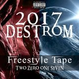 Destro Macipoola - TwoZeroOneSeven (FreestyleTape) Cover Art