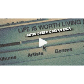 Justin Bieber - Life Is Worth Living ( Devan Ibiza Remix )