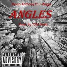 Devin Anthony - Angles Cover Art
