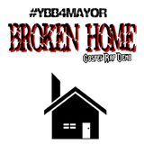 Devin Meyer - Broken Home Cover Art