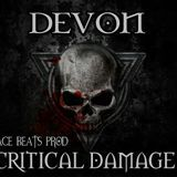 Devon Lucyfer - Devon-Critical Damage-Diss on S.B Cover Art