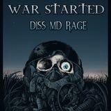 Devon Lucyfer - Devon-War Started-Diss MD Rage Cover Art