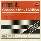 Diamond Media 360 - Feel It (Mini EP) Cover Art