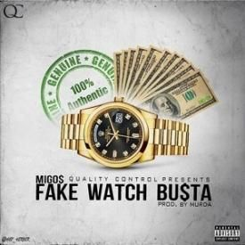 Fake Watch Busta (Prod. Murda)
