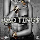 Digital Trapstars - BAD TINGS Cover Art