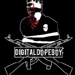 DigitalDB - FDB (Fuck Dat Bitch) Cover Art