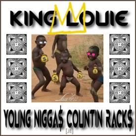 Young Niggas Counting Racks