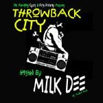 Digiwaxx - Throwback City (Mixtape) Cover Art