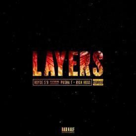 Layers (Feat. Pusha T & Rick Ross)
