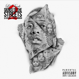 DirectLyrics - Signed To The Streets 2 Cover Art