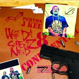 Dirty Glove Bastard - What Da Streets Need 8 (Hosted By Peryon J Kee) Cover Art
