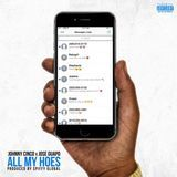 Dirty Glove Bastard - All My Hoes Cover Art