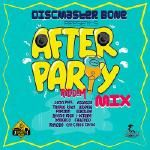 discmaster bone - AFTER PARTY RIDDIM MIX Cover Art