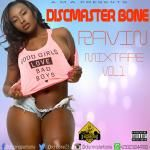 discmaster bone - RAVIN MIXTAPE INTRO Cover Art