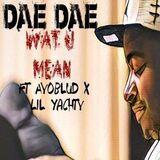 Dj Hunnit Wattz - What You Mean (Remix) Cover Art