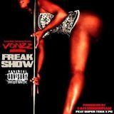 DJ 1Hunnit - Freak Show Cover Art