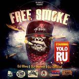 DJ 1Hunnit - Free Smoke Cover Art