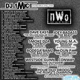 DJ 1Mic - nWo Cover Art