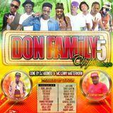 Dj Abonito - Don Family Chapter 5 Mixtape Cover Art