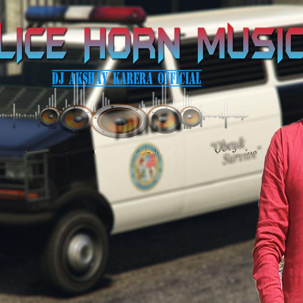 POLICE HORN MUSIC VIBRATION BASS MIX DJ AKY KARERA by Dj aky