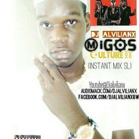 DJ ALVILIANX --MIGOS -CULTURE 2 ALBUM DA SECOND