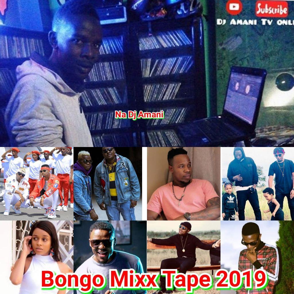 Spectacular photography : Dj mwanga mix 2019 bongo