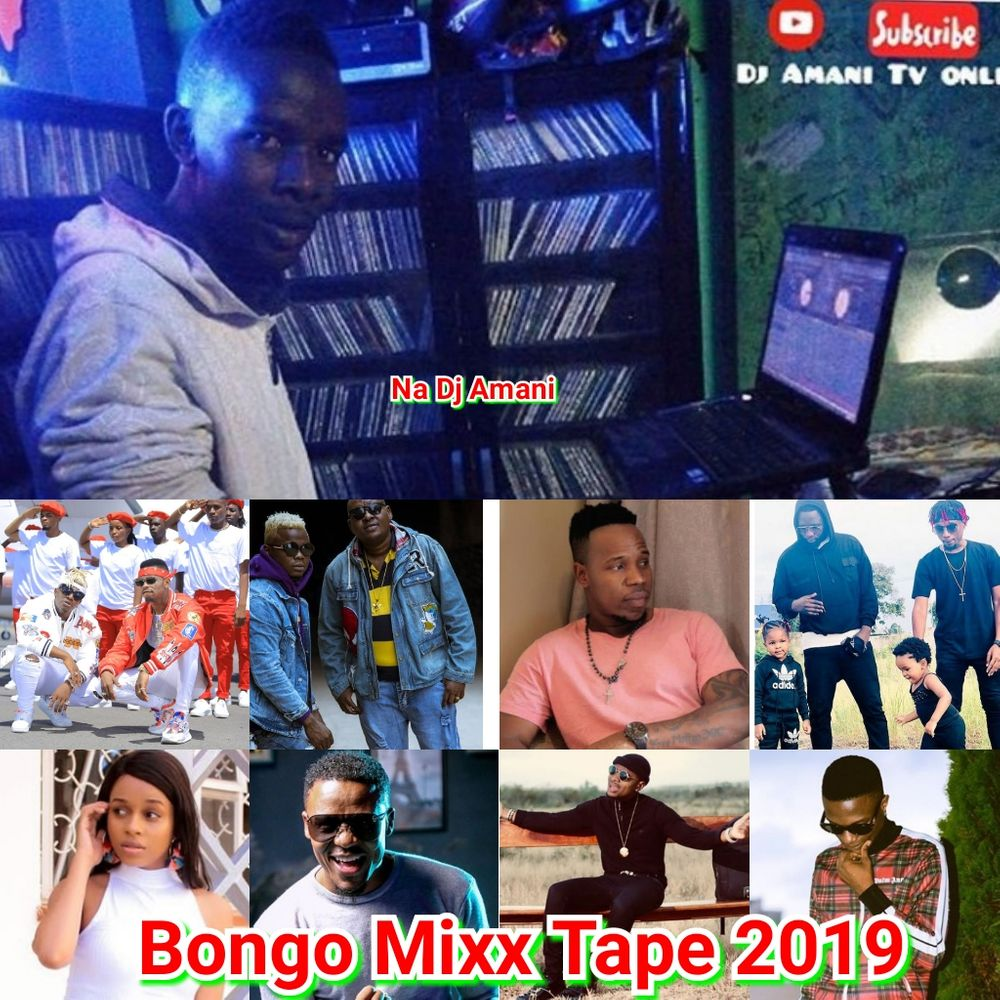 Bongo Fleva mixx Tape 2019 by Bongo Fleva mixx Tape 2019 Dj