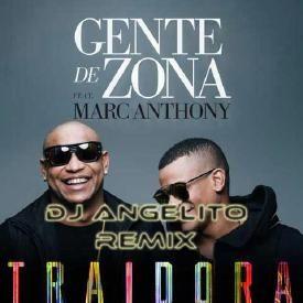 Traidora (Salsa remix Angelito DJ)