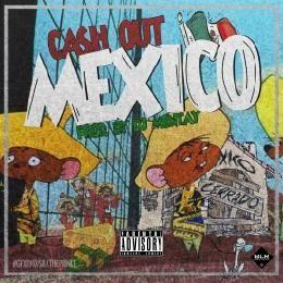 Arabmixtapes - Mexico Cover Art