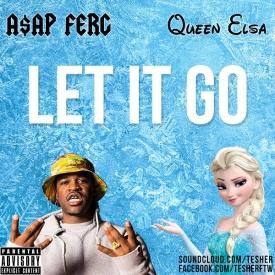Let It Go (Tesher Disney's Frozen Remix)
